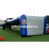 Quality PVC Outdoor Party Tents Air - Tight Inflatable Shelter Tent 0.6mm Or 0.9mm Tarpaulin Pvc for sale