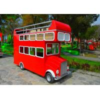 Quality Battery Model Mini Express Trackless Train With Led And Music Function for sale