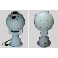 Quality Coastal Surveillance Intelligent Electro Optical Tracking System With Uncooled VOx FPA Detector for sale
