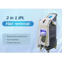 China Nd Yag Laser Tattoo IPL Age Spot Removal Hair Removal Permanent E Light Beauty Equipment on sale