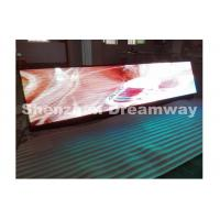 Quality Epistar MBI5024 IC Outdoor LED Signs PH 10 Full Color For Advertising for sale