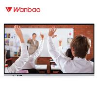 Quality Touch Screen LCD Interactive Whiteboard Display Electronic Interactive Board for sale