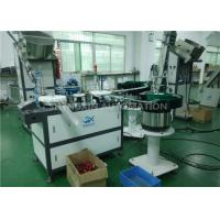 Quality Fully Automated Assembly Machine Flexible For Drinking Bottle Lid / Cap for sale