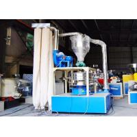 Energy Saved Waste Grinder Machine , Heavy Duty Plastic Scrap Grinder Machine No Dust for sale