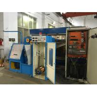 Quality 300mm Bobbin Fine Wire Drawing Equipment DC Three Section Annealing Robust Construction for sale