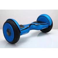 Buy cheap Self Balance Two Wheel Stand Up Electric Scooter Board 13km / h 42 Voltage from wholesalers