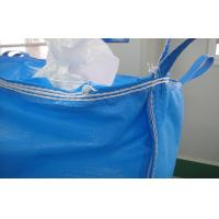 U panel blue color Type A jumbo bags