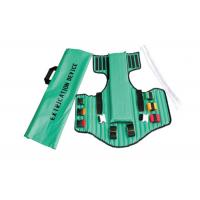 Quality Reusable Durable Folding Stretcher , Plastic-Coated Extrication Device ALS-SA03 for sale