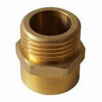 Quality Garden Pipe Fitting, Made of Brass, Various Sizes are Available for sale