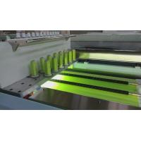 Quality Padding Quilting Embroidery Machine , Automated Quilting Machine Dual Rolls for sale