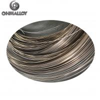 China Ohmalloy 0Cr21Al4 Fecral Alloy Resistance Wire For 110v Electric Heating Blanket on sale