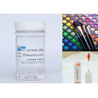 Quality Water Repellent Dimethicone Cosmetics / Low Viscosity Silicone Oil For Lubricant for sale