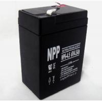 China Rechargeable Battery 6V 4.5ah on sale