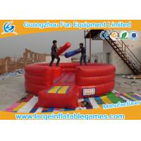 Quality Customized Size Inflatable Battle Arena Inflatable Fighting Playground for sale