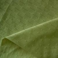 Quality 100% Cotton Dyed Jacquard Fabric in Soft and Smooth Handfeel for sale