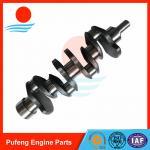 Quality Isuzu forklift parts in China C240 crankshaft 9123104130 8941396690 8941597680 for sale