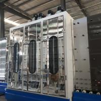 Quality 2500mm Double Glazing Machinery Automatic Flat Press Insulating Glass Produce Line for sale