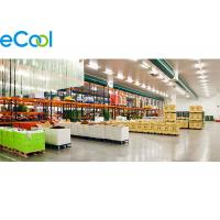Buy cheap -5C ~ 8C Polyurethane Panel Cold Storage Facilities For Fruits And Vegetables Processing from wholesalers