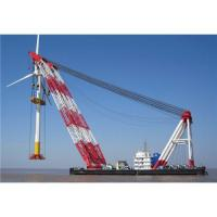 China Australia,Austria floating crane sell charter supply crane barge 100T TO 5000T on sale