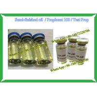 Quality Premixed Steroid Injection Oil Propionat 100 / Testosterone Propionate /Test Prop for sale