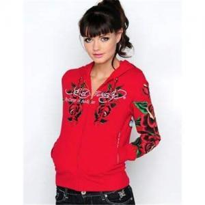 China Women's Skull N' Love Platinum Multiprint Hoody on sale