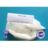 Buy cheap Bodybuilding Oral Anabolic Steroids Stanozolol Winstrol Avodart CAS 10418-03-8 product