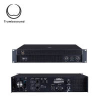 China Dual Channel 102dB 2*1350W Switching Power Amplifiers on sale