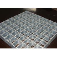 Quality Powerful Open Steel Floor Grating, Anti Corrosion Welded Steel Bar Grating for sale