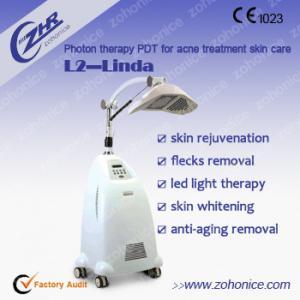 China 7 Color Photon Led Skin Rejuvenation Machine For Skin Whitening on sale