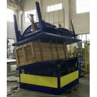Quality Electrical 180° Steel Coil Upender , Hydraulic Upender Large Capacity for sale