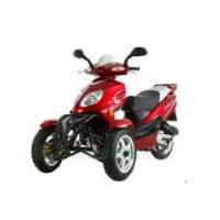 """Quality Mc-G23 50CC Trike Scooter with Automatic Transmission, 12"""" Wheels (MC-G23) for sale"""