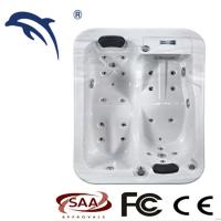Buy Comfortable 2 Persons Outdoor Spa Balboa   Hot Tub Small Spa acrylic material at wholesale prices
