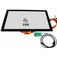 Quality Waterproof 21.5 Inch Projected Capacitive Touchscreen Panel for Computor for sale