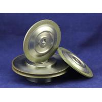 Quality Electroplated Diamond CBN Grinding Wheels Precision Instrument Processing 14F1 for sale
