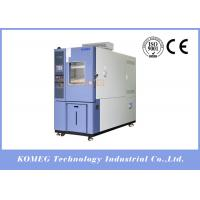 Buy cheap -55℃~+85℃ Full Linear Control ESS Chamber , Rapid Temperature Change Climatic Testing Chamber product