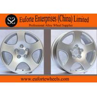 Buy cheap 5 Hole 16 inch Audi Replica Rims For A6L A4L , 5 Spoke Audi Wheels from wholesalers