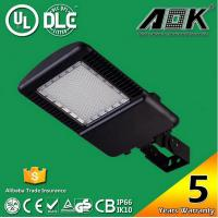 China 100W CE UL DLC SAA listed IP66 led outdoor Park Lot Lighting with 130lm/w on sale