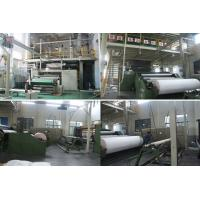 China Polypropylene Non Woven Fabric Making Machine Tensile Strength 1.5-2.5dtex Fineness on sale