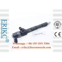 Quality ERIKC 0 445 110 367 fuel diesel injector 0445110367 bosch auto engine parts injection 0445 110 367 for sale