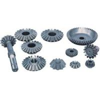Quality Alloy Steel Straight Bevel Gear With CNC Milling Service / OEM Support for sale