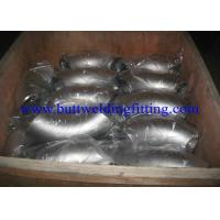 Quality Duplex Steel ASTM UNS S31803 UNS S32205  A182 F51 /1.4462 But Weld Fittings ASTM A182 F53 / S2507 for sale
