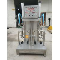 Quality 30l 50l beer keg filling / washing machine for brewery brewpub for sale