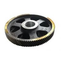 Quality Big Forging Bevel Gear For Heavy Machinery Forging & Casting Big Ring Wheel for Speed Reduction with cheap price for sale