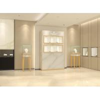 Quality Elegant Decorations Jewelry Store Showcases Kiosk For Jewelry 1000*350*1800mm for sale