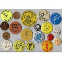 Quality Different Styles Pin Badge, School Badge , Student Badge for sale