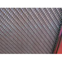 Quality Flexi-woven architectural Decorative metal mesh for facade cladding in Stainless steel for sale
