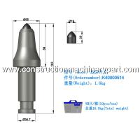 Buy cheap Mining Machinery Tool Coal Cutter Bits Tungsten Carbide BSR112 product