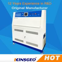 Buy cheap PID SSR Control QUV Accelerated Weathering Environmental Test Chamber With Stainless Steel Plate product