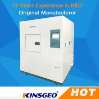 Buy cheap 225L Stainless Steel Plate SUS304 Three Box Temperature Humidity Thermal Shock Test Chamber product