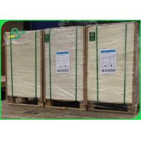 China 345g Uniform Thickness Good Surface Smoothness Folding Box Board For Boxes on sale